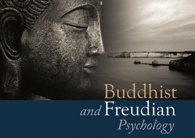 Buddhist and Freudian Psychology by Padmasiri de Silva